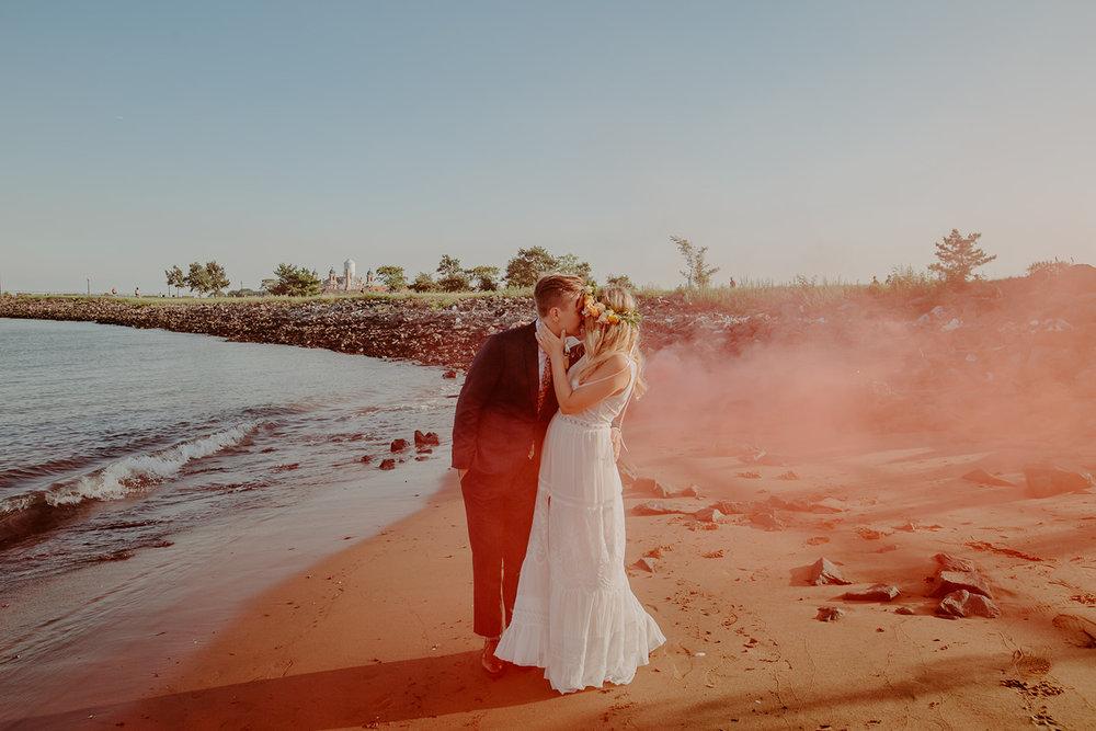matt & alicia - JERSEY CITY WEDDING