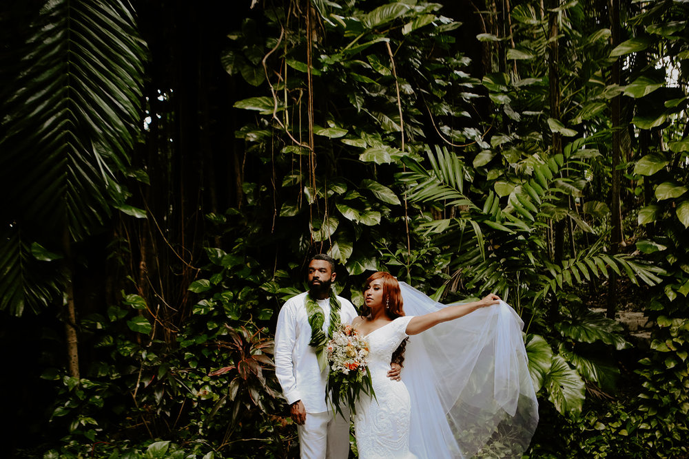 desiree & ron - JAMAICA WEDDING
