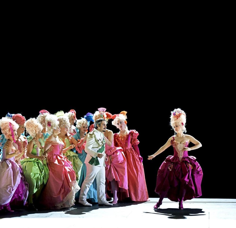 Fantôme - Médée - Opernhaus Zürich 2017 - Photo: T+T Fotografie