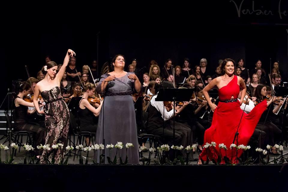 Frasquita - Carmen - Festival de Verbier 2016