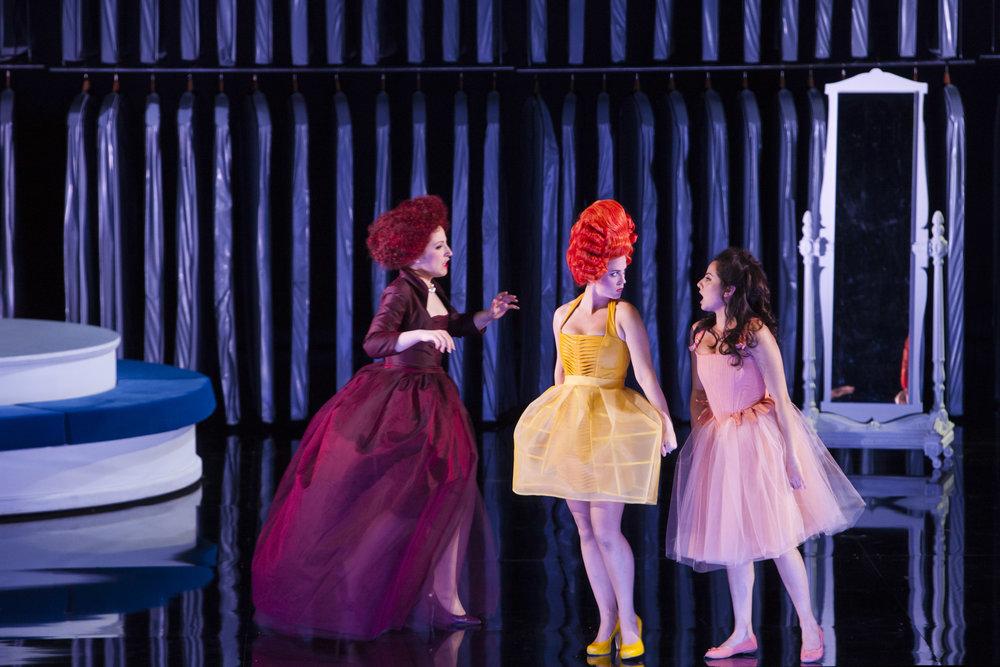 Elisabetta - Il Matrimonio Segreto - De Nationale Opera 2016 - KennethTan Fotografie