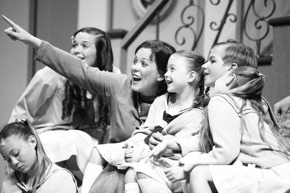 Maria - La Mélodie du Bonheur - Juste pour Rire - Photo: Juste pour Rire