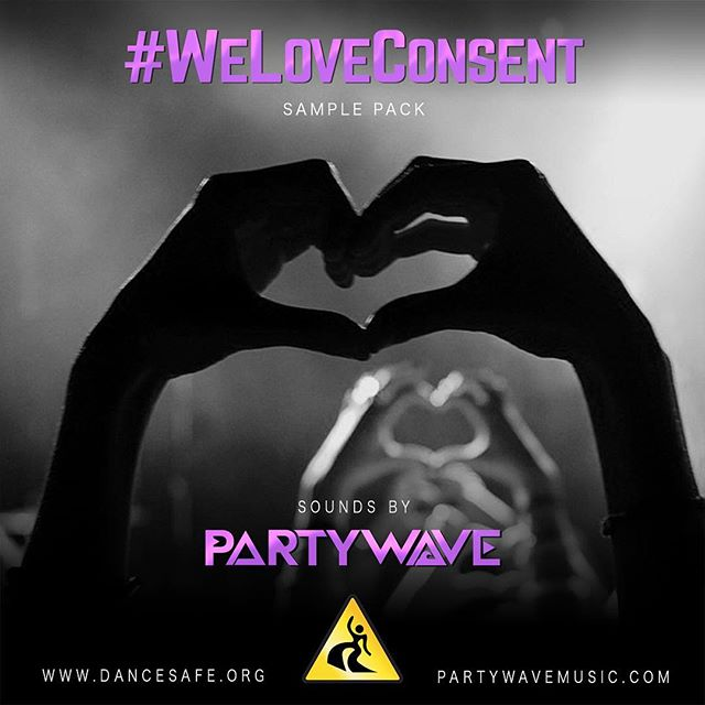 Stoked to announce I've teamed up with @dancesafe_ to drop my #WeLoveConsent Sample Pack! All proceeds, as well as donations, will go towards the official launch of their #WeLoveConsent program! Link to purchase and/or donate in bio. . . I am proud to support #WeLoveConsent which seeks to help dismantle rape culture and build a consent culture within the electronic music and nightlife communities. Our community was founded on principles of love and respect and is a place where everybody should feel safe when they go out. If we are truly going to make a change for the better, everyone, from artists to fans, needs to get involved in preventing sexual violence and supporting survivors. . . To my fans: I am honored to lead with other artists in this positive movement our community needs! I am grateful that I can utilize my platform to help support a movement that I feel is a major step in the right direction for all of dance culture. With your support on this, we can make an impact together on our community. So please support, share, donate and believe in this movement! ❤️❤️❤️