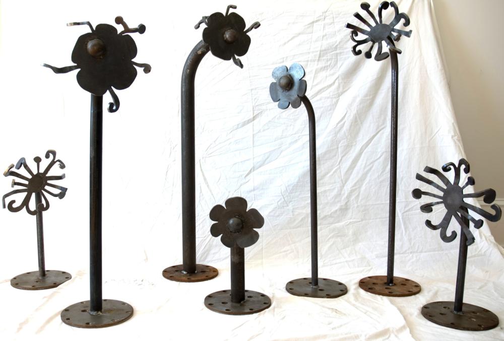 Steel Flower