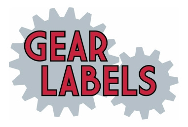 Gear Labels