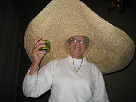 Judy back in 2005! We hope you know that you embody everything it means to be a part of this team!