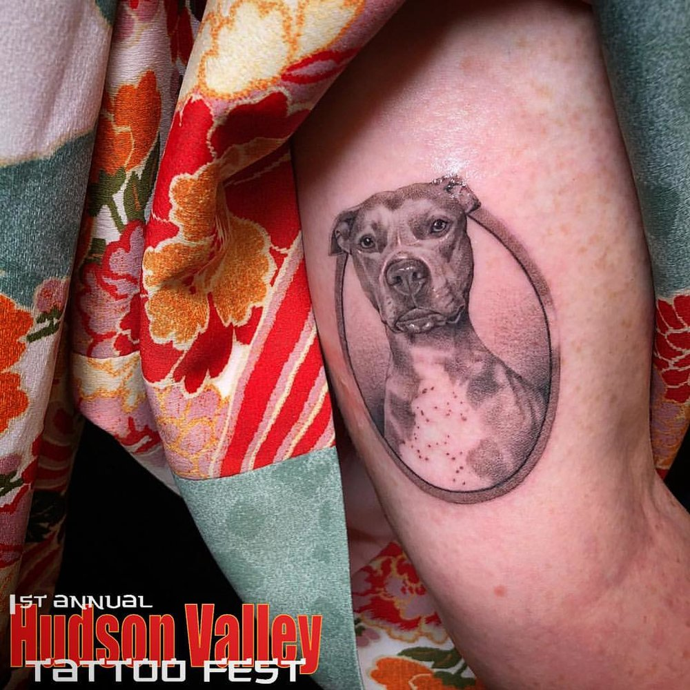 RAUL BUSSOT - HUDSON VALLEY TATTOO CO. - WAPPINGERS FALLS, NY