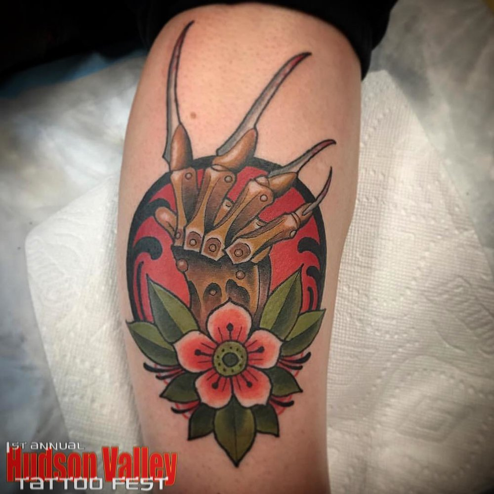 JASON VAN AKEN - SKIN CITY TATTOOS- NEW WINDSOR, NY
