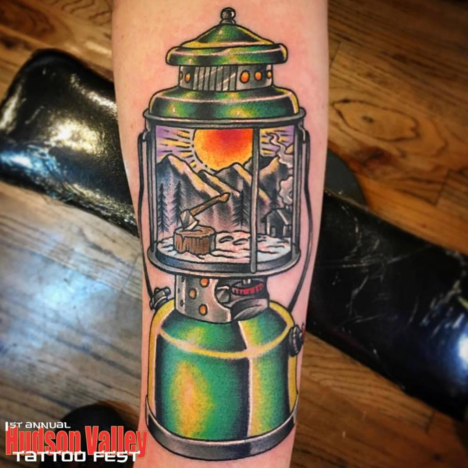 GREG LODATO - HONORABLE INK - BEACON, NY