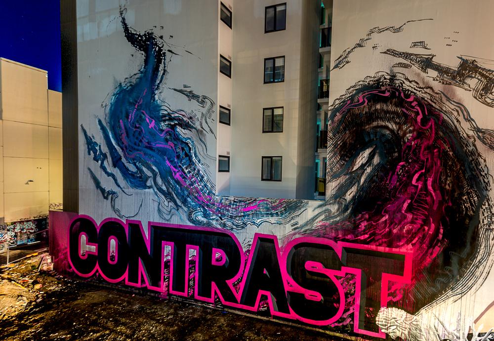 Contrast  | St. Kilda