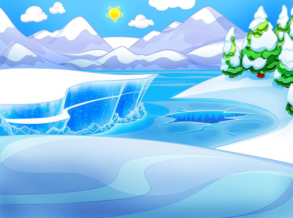 AdaptedMind Level Design- Ice Fishing