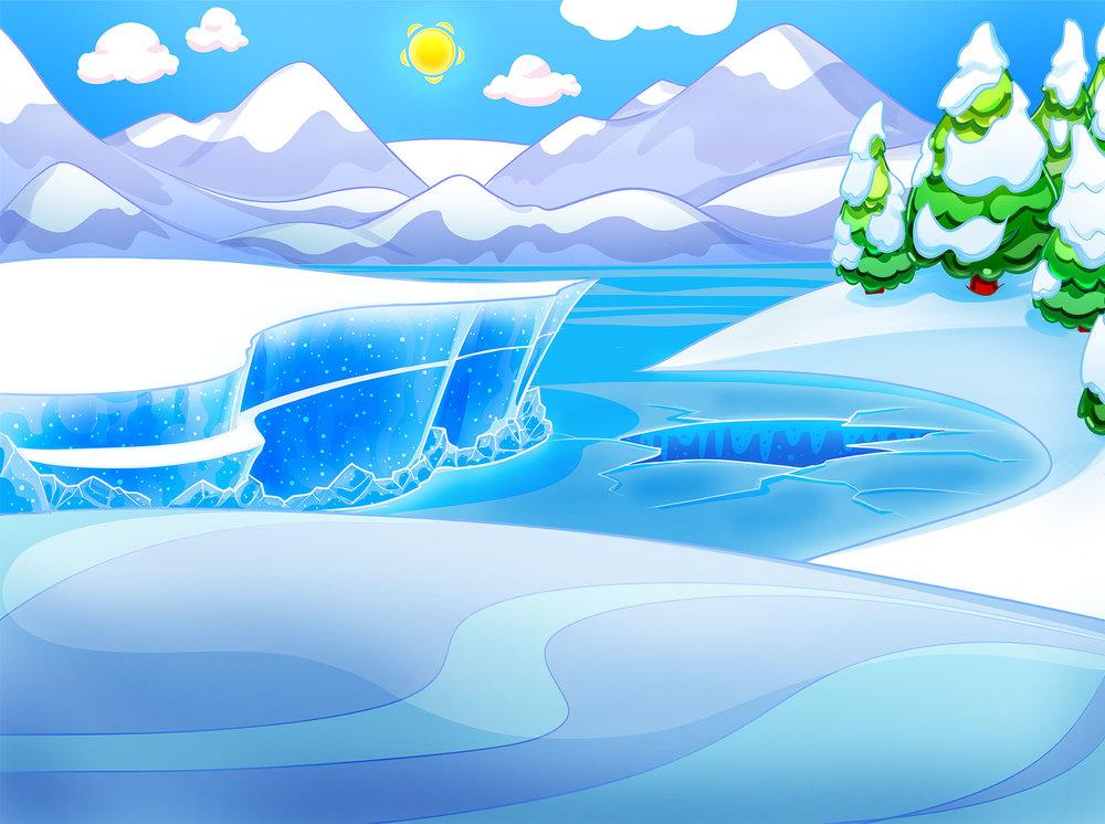 AdaptedMind Level Design- Ice Fishing