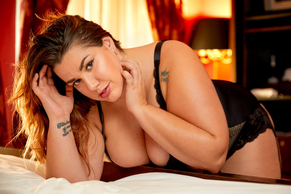 Ms. J - Luxurious Hotel Boudoir - Toronto, ON