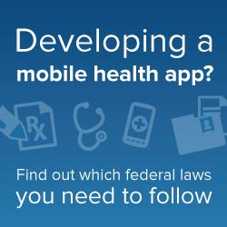 Developing a mobile health app - FDA
