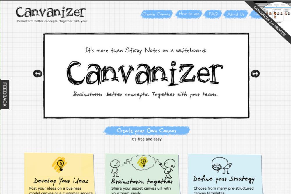 Canvanizer -