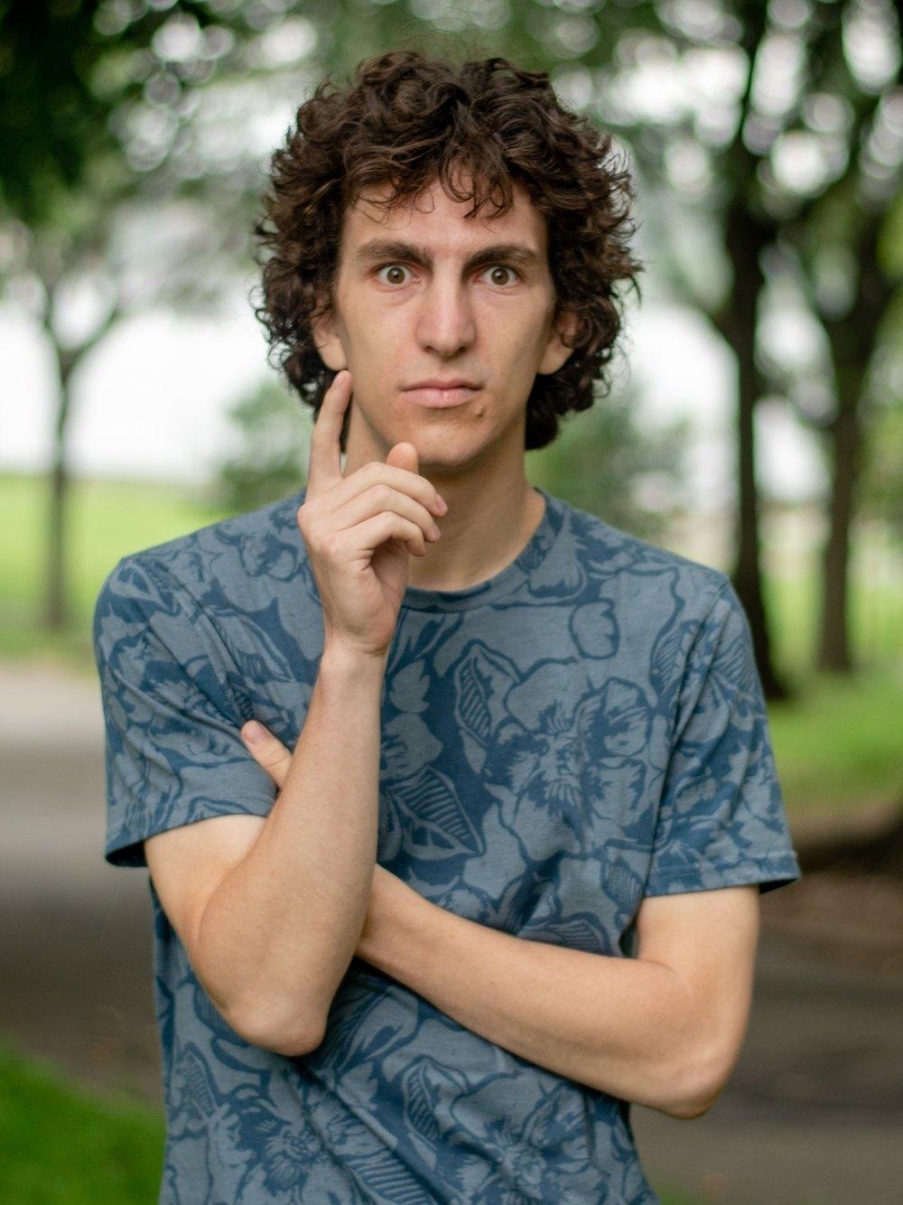 Oscar Klausner - Co-FounderManaging Director