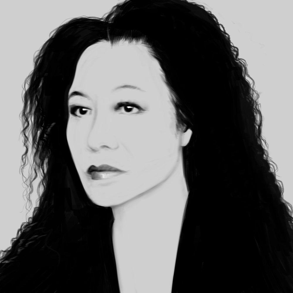 Eiko Ishioka - Portrait