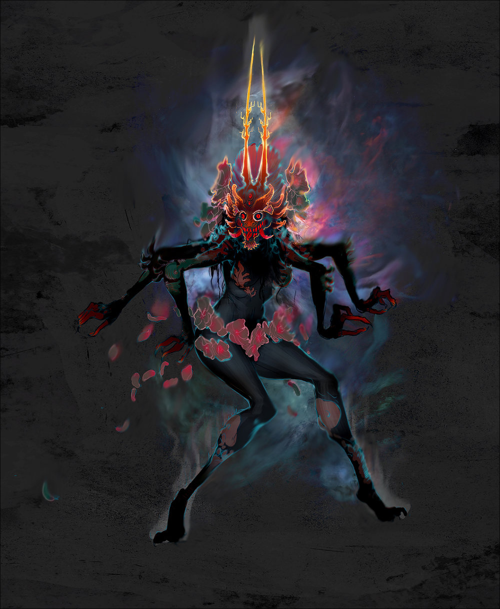 Dungeon Siege 3 - Spirit Demon
