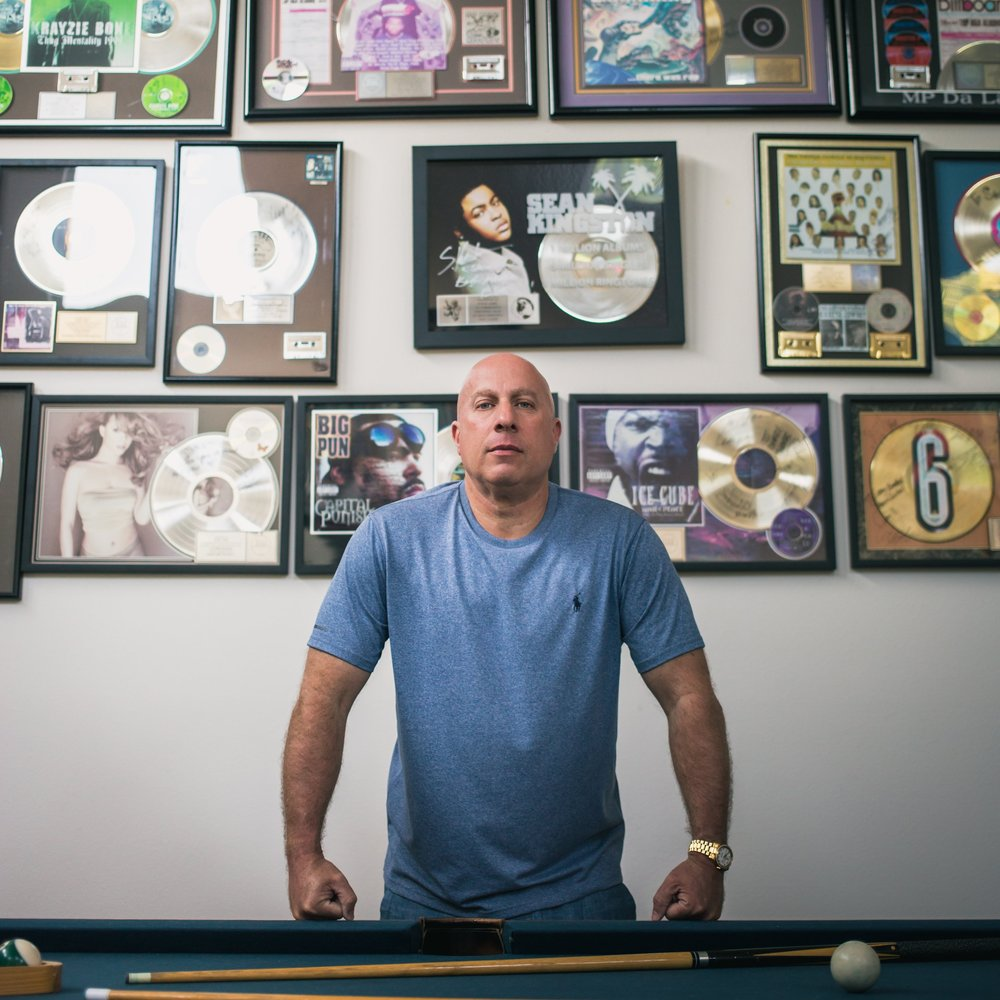 Steve Lobel Music Manager Hip Hop Scott Storch