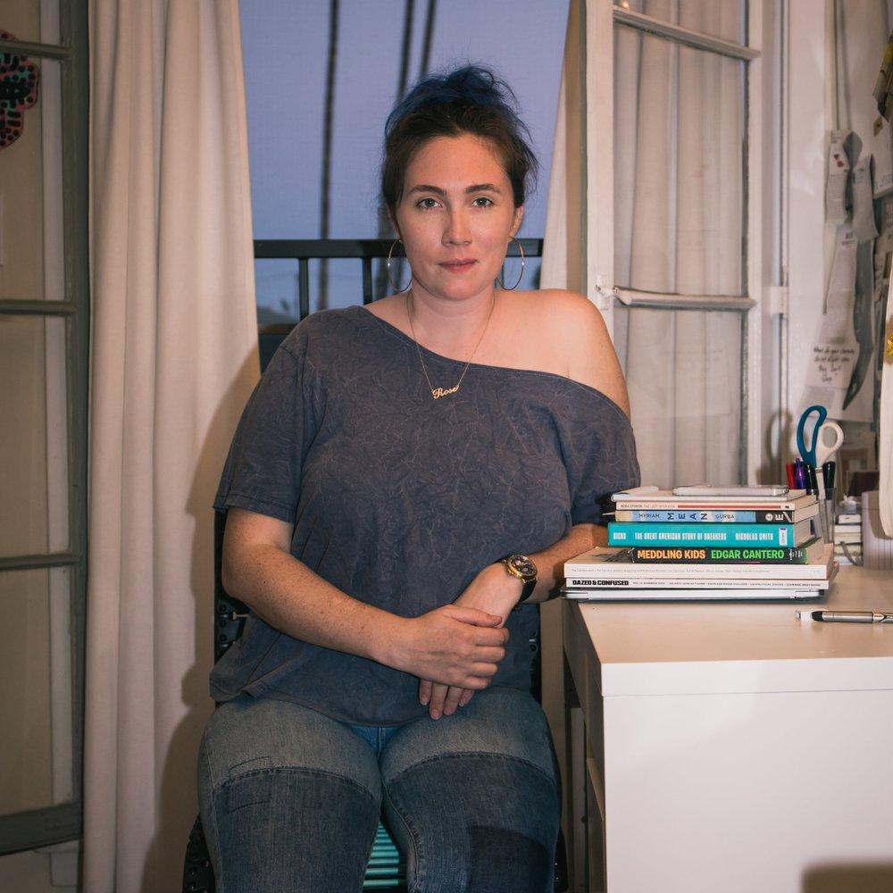 Rose McAleese Writer BET Universal Pictures Screen Writer