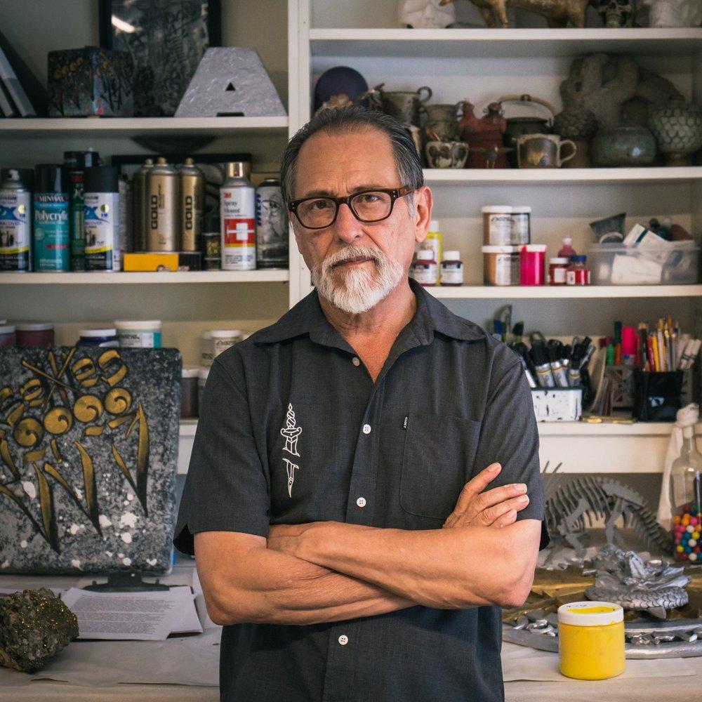 Chaz Bojórquez Artist Graffiti Contemporary Los Angeles