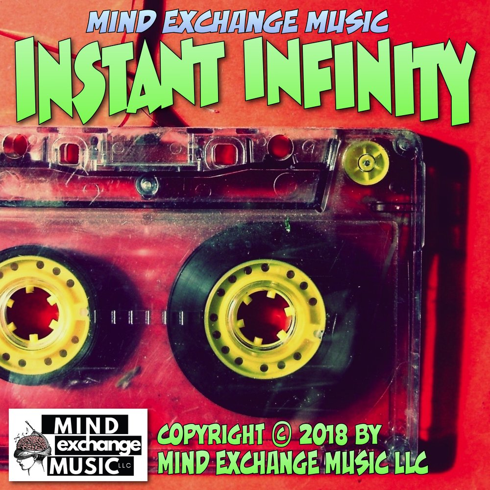 Mind Exchange Music's Record Cover Infinite Infinity
