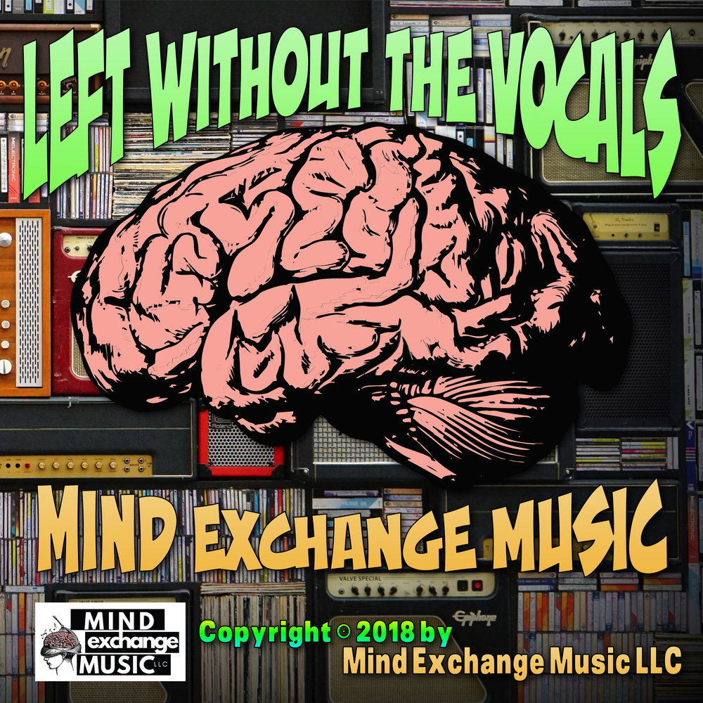 Mind Exchange Music's Record Cover Left Without Vocals