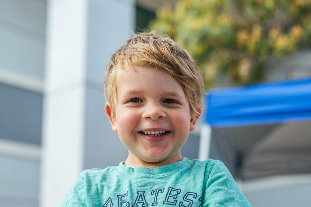 My Birthday Boy is 6 {Oakland Family Photographer}