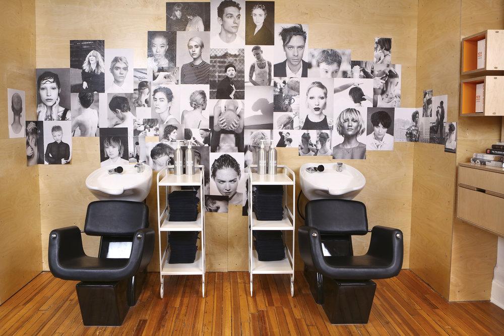 Hairstory Studio, N.Y.C.