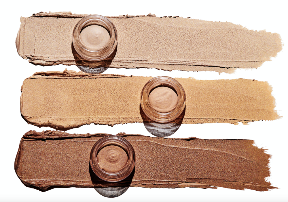 Supergoop! New Shimmershade with S.P.F. 30 eyeshadows.