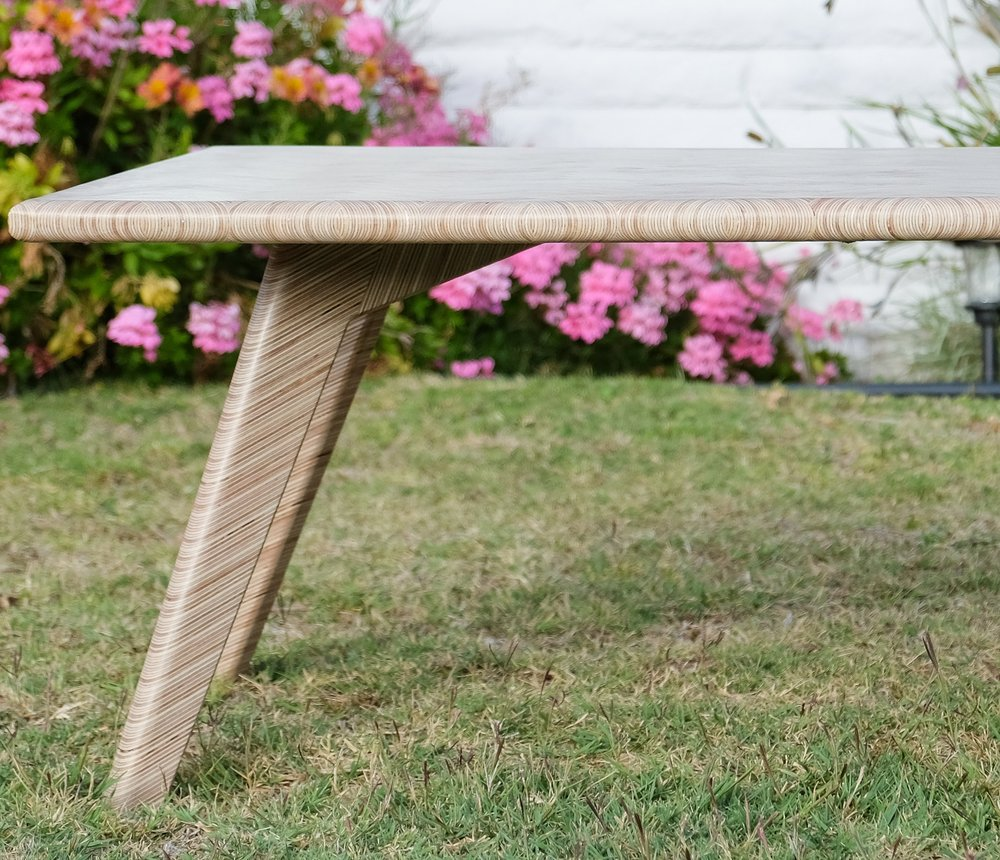 OSO DIY Modern Plywood Coffee Table