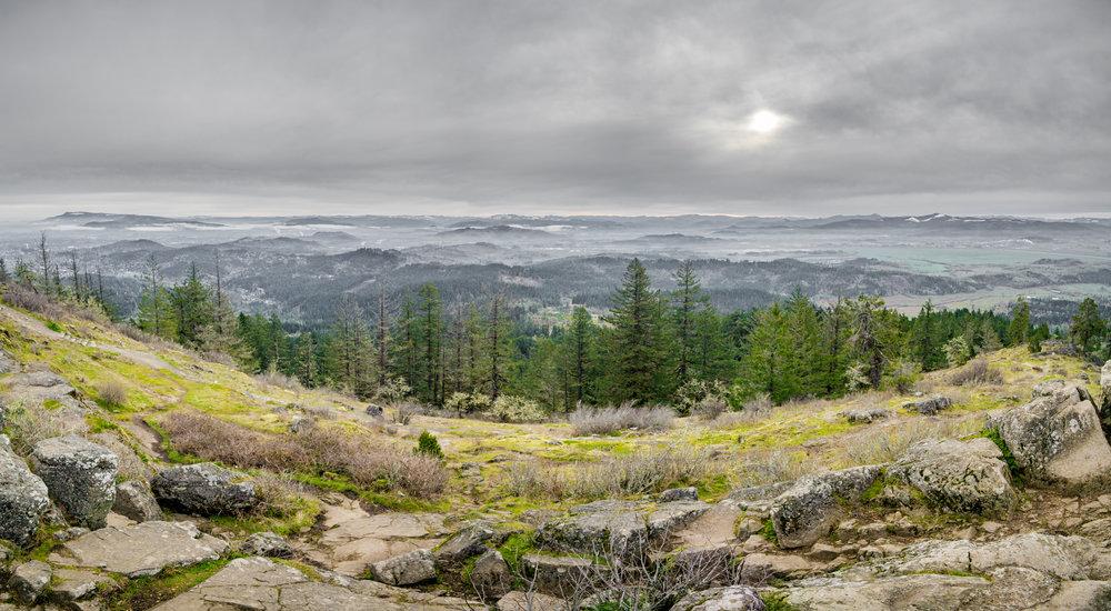 Spencer Butte, Eugene, Oregon