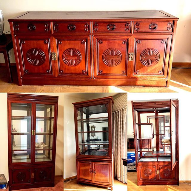 Fine Antique Furniture: by appointment only 415.533.8951 #zerolandfill #antiquechinacabinet #finechinesefurniture