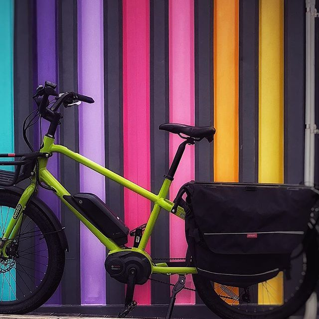 Perhaps Christmas colours or maybe not. Explore Napier by bike looking for Arty stuff. #explorebybike #hawkesbaytrails #brightenyourday #bennoboost #magnetcafenz #colouryouradventure #aroundtown #keepyoureyesopen #streetart