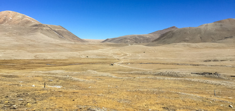 Looking toward Tibet -  Photo by Monika Agarwal