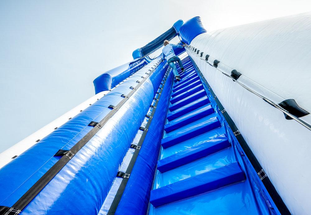crazy winterslide
