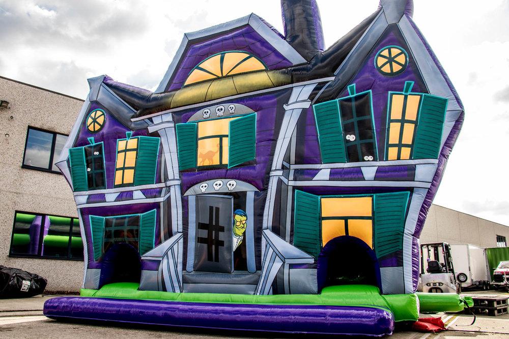 Haunted House -
