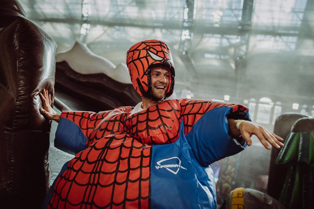Superhero Sumo - Winterproof