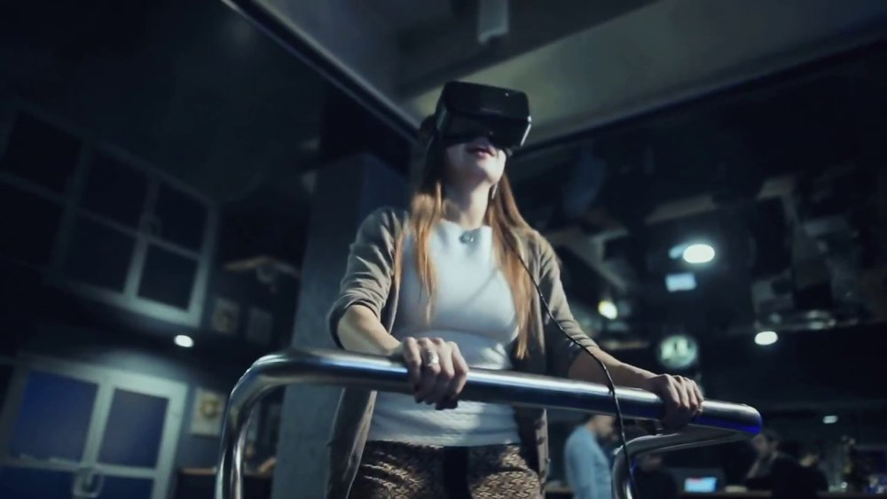 VR 5d experience -