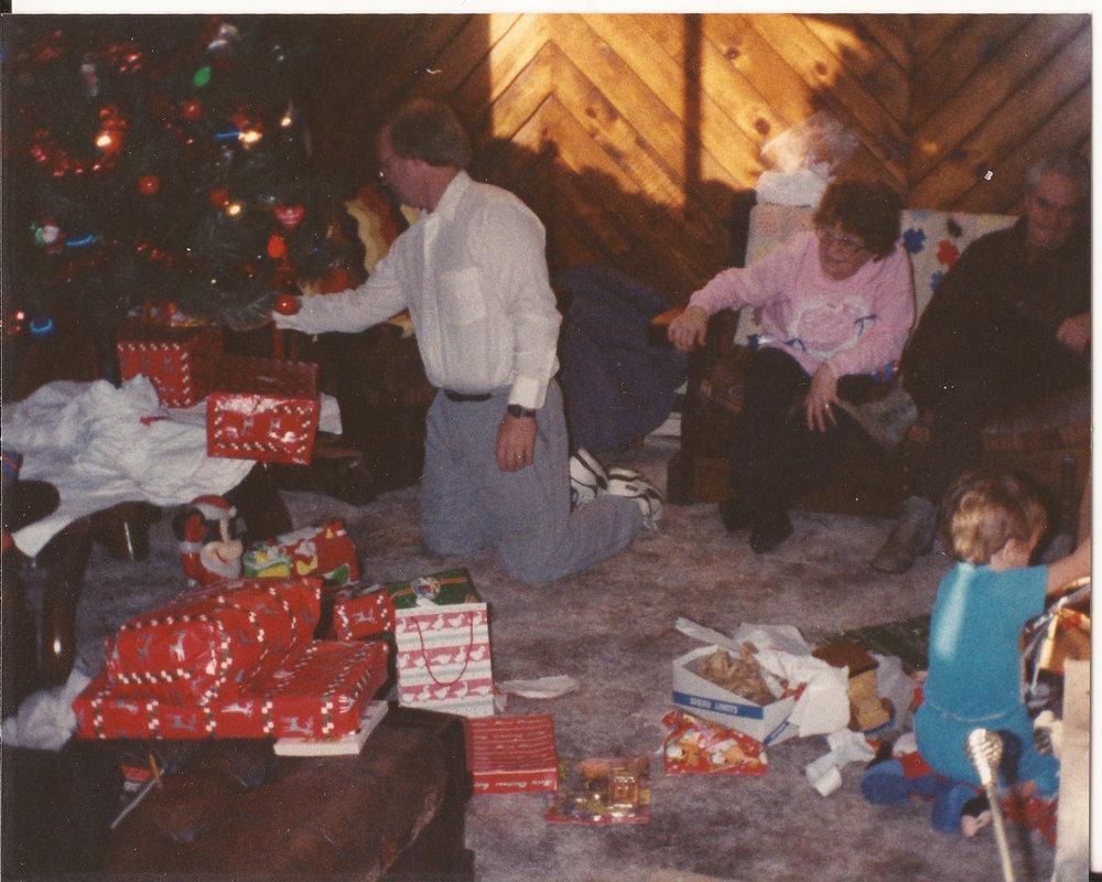 - Photo circa 1991