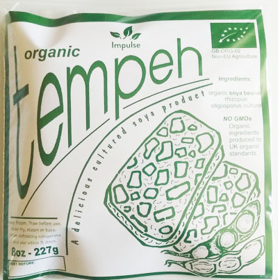 CLASSIC ORIGINAL (FROZEN) - SERVES 2  This is our classic original flavour. Tempeh is a delicious cultured product made from soya. Tempeh can be fried, steamed or baked. It has a delicious savoury flavour.