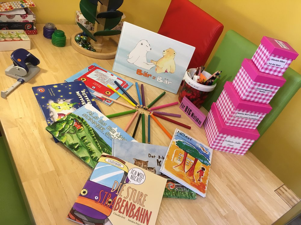 Kinderbuchwerkstatt Claudia Ertl