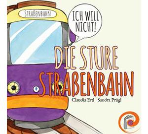 Die sture Straßenbahn - Thematik: TrotzphaseSoftcover, 32 Seiten, farbig illustriertErscheinungsjahr: Herbst 2016ISBN 978-3-200-04832-4Preis: 6,80 €