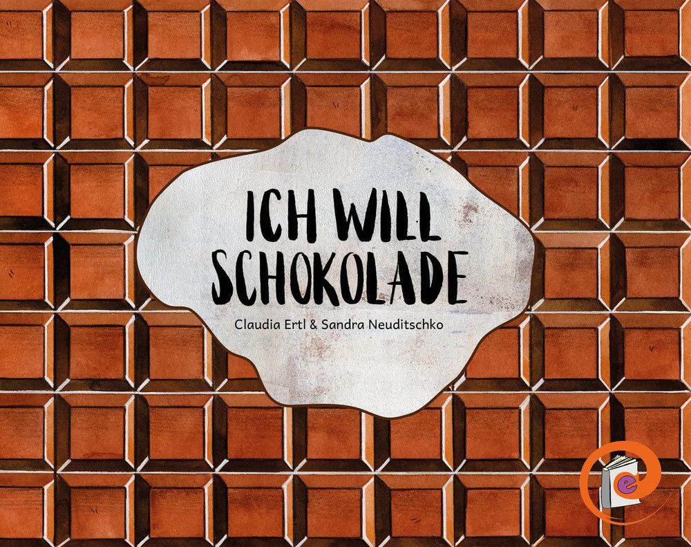 Ich will Schokolade - Thematik: Schokolade als ManipulationsmittelHardcover, 40 Seiten, farbig illustriertErscheinungsjahr: 2018ISBN: 978-3-200-05871-2Preis: 13,80 €