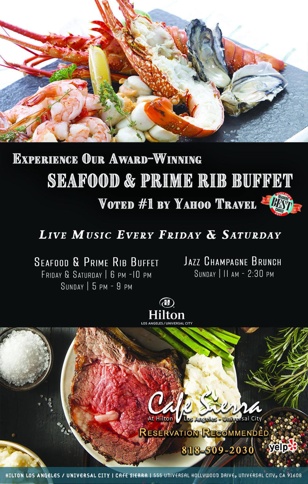 2018.08.07 Seafood Buffet and brunch promo.jpg