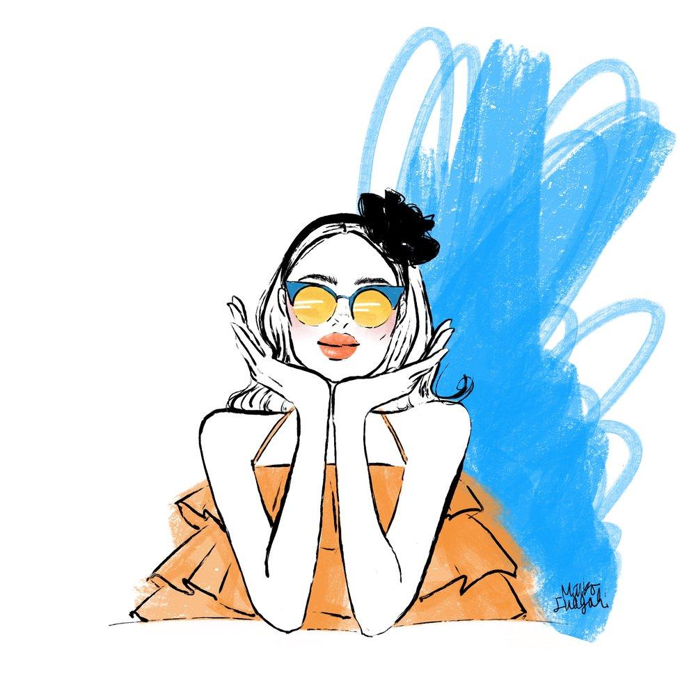 maiko illustration about illustration