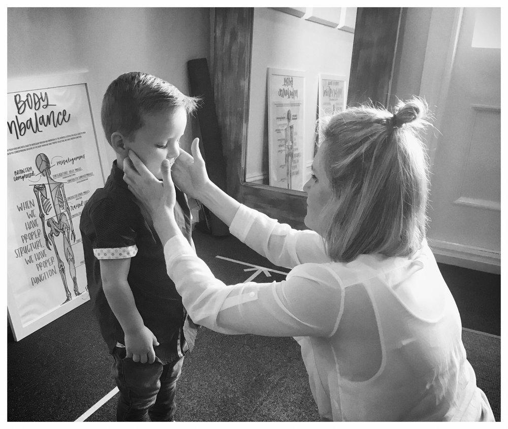 Dr Lucy Bartlett Paediatric Chiropractor