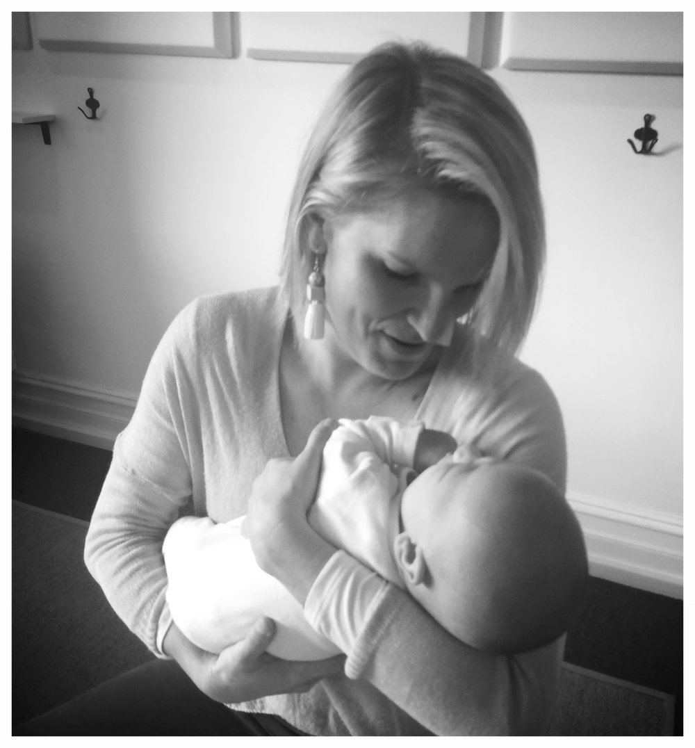 Dr Lucy Bartlett - Chiropractic for the unsettled baby