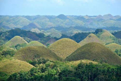 Bohol CountrysideFull-Day Tour -