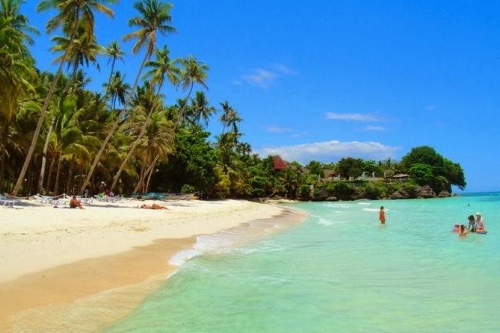 Panglao Island Tour with Mag-Aso Falls -